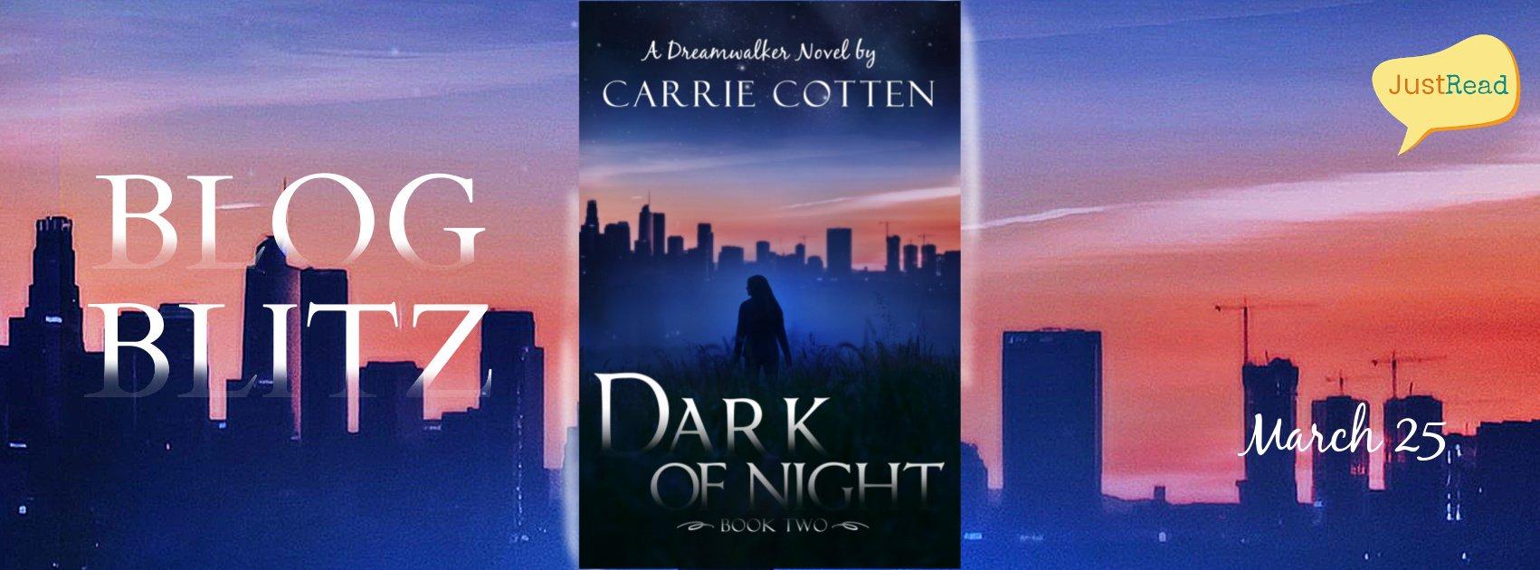 Dark of Night JustRead Blog Blitz