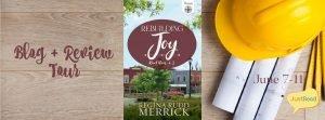Raising Joy JustRead Blog + Review Tour
