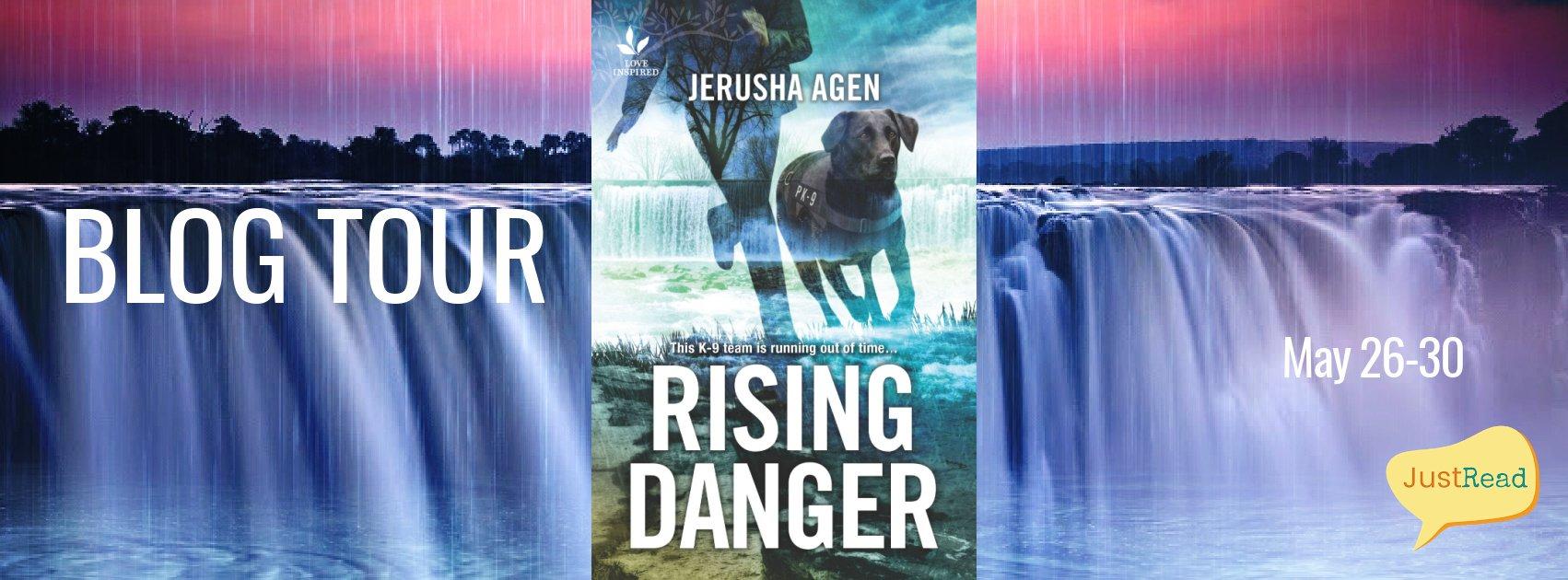 Rising Danger JustRead Blog Tour