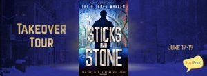 Sticks and Stone JustRead Takeover Tour