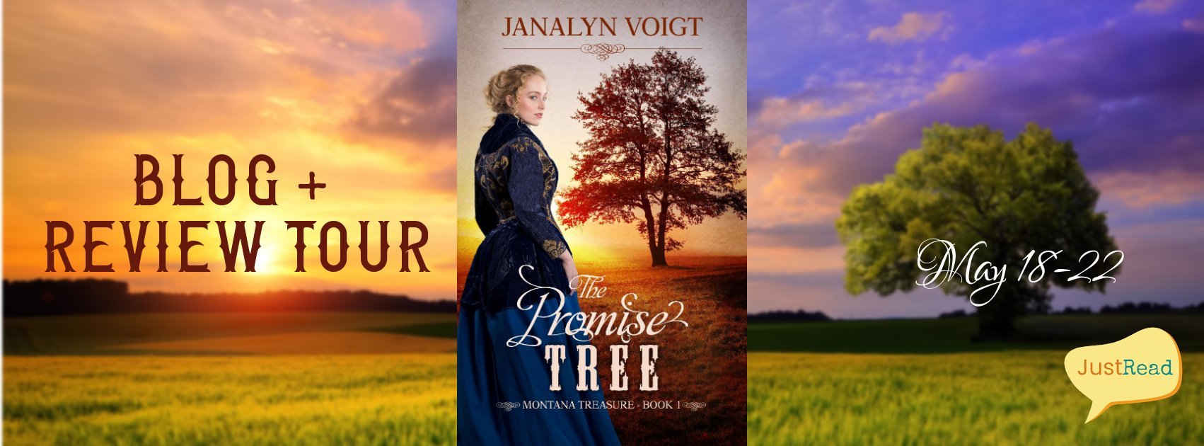 The Promise Tree JustRead Blog + Review Tour