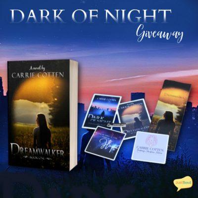 Dark of Night JustRead Giveaway