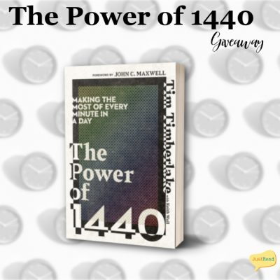 The Power of 1440 JustRead Giveaway