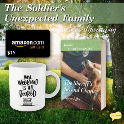 The Soldier's Unexpected Family JustRead Giveaway