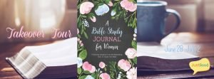 A Bible Study Journal for Women JustRead Takeover Tour