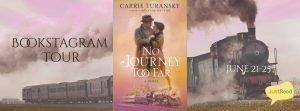 No Journey Too Far JustRead Bookstagram Tour