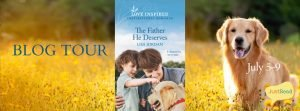 The Father He Deserves JustRead Blog Tour