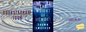 The Weight of Memory JustRead Bookstagram Tour