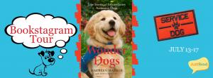 Wonder Dogs JustRead Bookstagram Tour