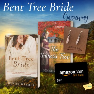 Bent Tree Bride JustRead giveaway