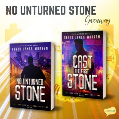 No Unturned Stone JustRead Giveaway