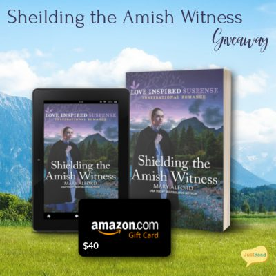 Shielding the Amish Witness JustRead Giveaway