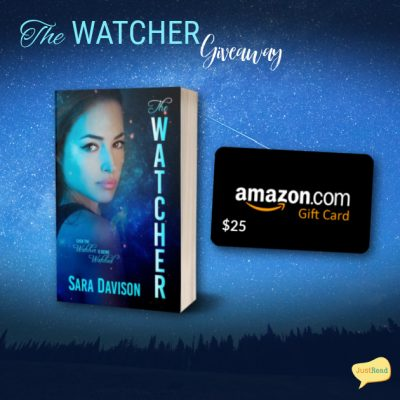 The Watcher JustRead Giveaway