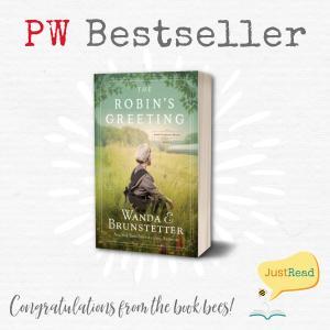 The Robin's Greeting by Wanda E Brunstetter