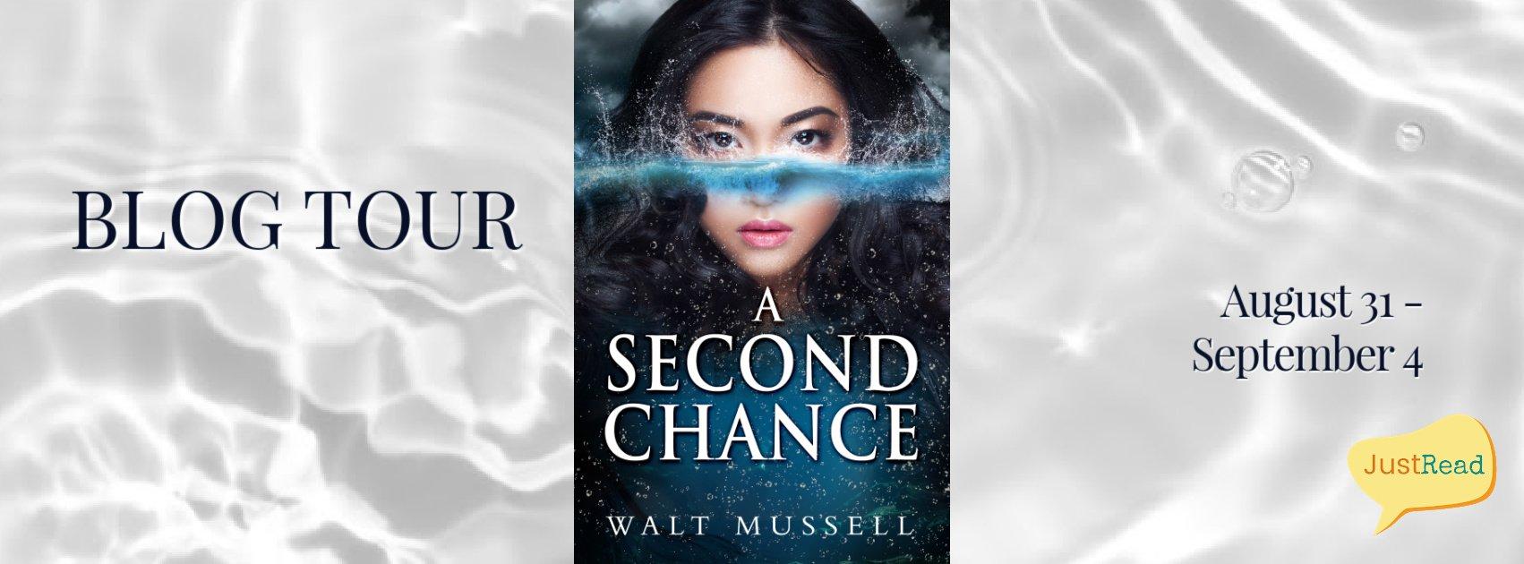 A Second Chance JustRead Blog Tour
