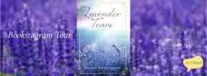 Lavender Tears JustRead Bookstagram Tour
