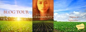 Rose Among Thornes JustRead Blog Tour