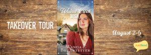 The Walnut Creek Wish JustRead Takeover Tour