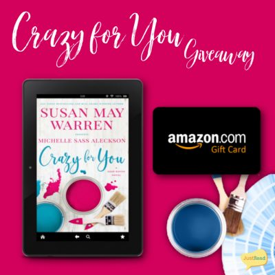 Crazy for You JustRead Giveaway