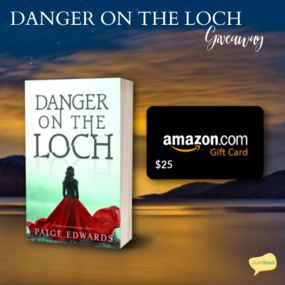 Danger on the Loch JustRead Giveaway