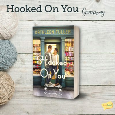 Hooked On You JustRead Giveaway