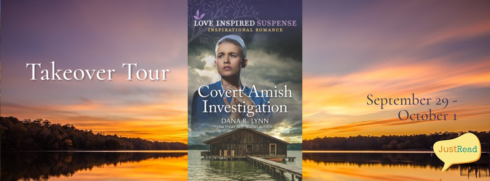 Covert Amish Investigation JustRead Takeover Tour