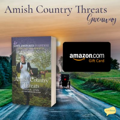 Amish Country Threats JustRead Giveaway