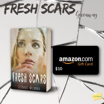Fresh Scars JustRead Giveaway