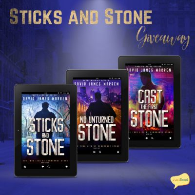 Sticks and Stone JustRead Takeover Giveaway