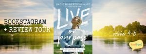 Live on Purpose JustRead Bookstagram + Review Tour