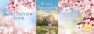 Lost and Found Faith JustRead Blog + Review Tour