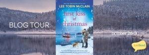 First Kiss at Christmas JustRead Blog Tour