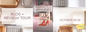 Perfectly Arranged JustRead Blog + Review Tour