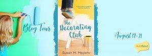 The Decorating Club JustRead Blog Tour