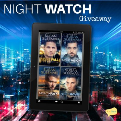 Night Watch JustRead Giveaway