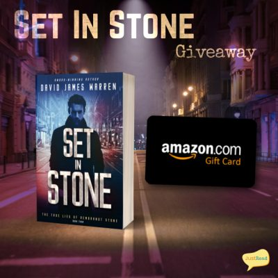 Set in Stone JustRead Blog Giveaway