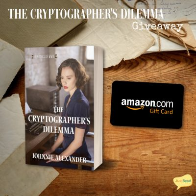 The Cryptographer's Dilemma JustRead Takeover Tour Giveaway