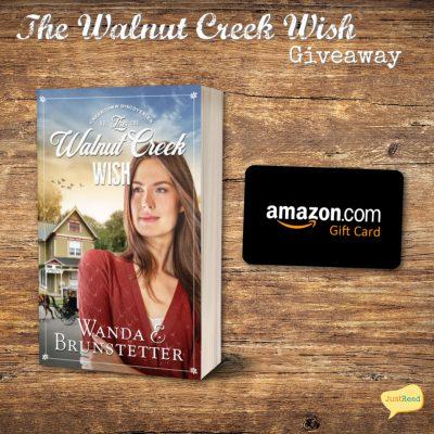 The Walnut Creek Wish JustRead Giveaway