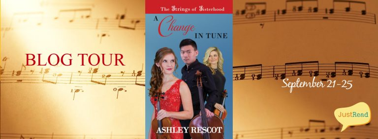 A Change in Tune JustRead Blog Tour