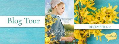 A Promise of Forgivness JustRead Blog Tour