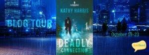 Deadly Connection JustRead Blog Tour