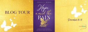 Hope Amid the Pain JustRead Blog Tour