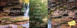 The Finder of Forgotten Things JustRead Bookstagram Tour