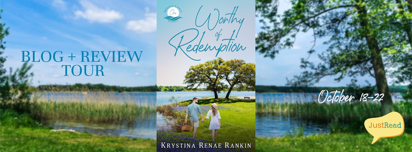 Worthy of Redemption JustRead Blog + Review Tour