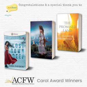 Congratulations 2021 Carol Award Winners!