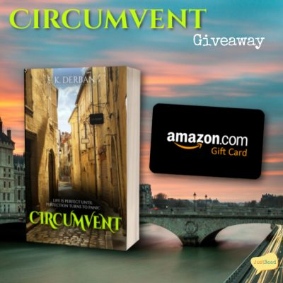 Circumvent JustRead Giveaway