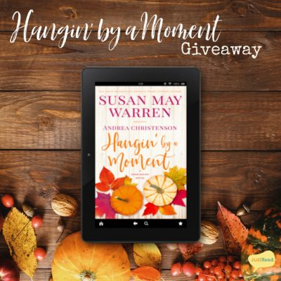 Hangin' by a Moment JustRead Giveaway