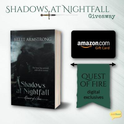 Shadows at Nightfall JustRead Giveaway