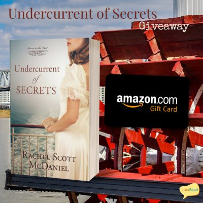 Undercurrent of Secrets JustRead Giveaway