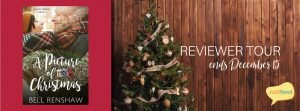 A Picture of Christmas JustRead Reviewer Tour